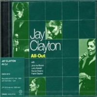 Jay Clayton – All Out (Vivid Sound)