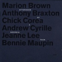 Marion Brown: Afternoon of a Georgia Faun (ECM, 1970)