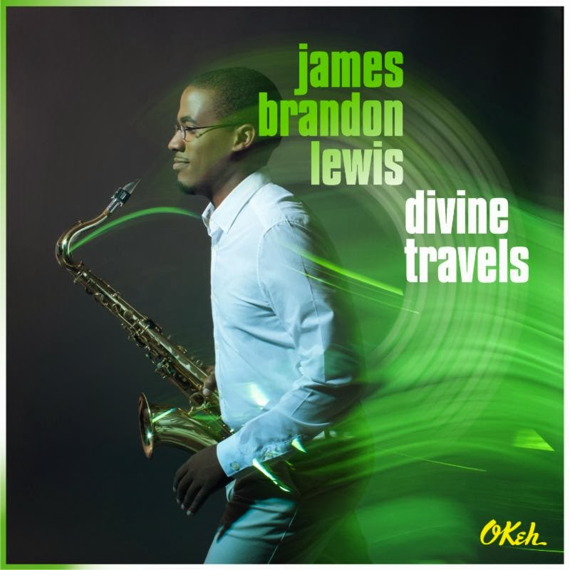 james brandon lewis divine cover